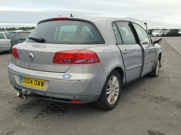 2004 RENAULT VEL SATIS BREAKING SPARES AND REPAIRS PARTS