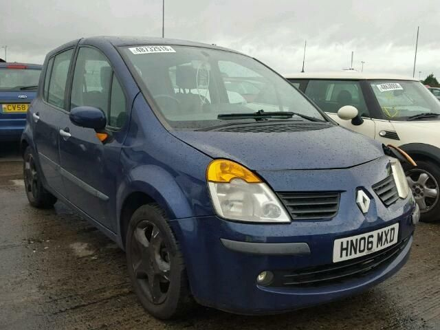 2006 RENAULT MODUS MAXIM DCI 106 E4 BREAKING SPARES AND REPAIRS PARTS