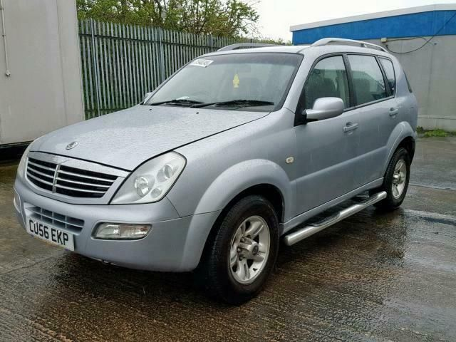 2006 SSANGYONG REXTON RX 270 S TDI MK1 D27DT Breaking Spares Repairs Parts D27DT