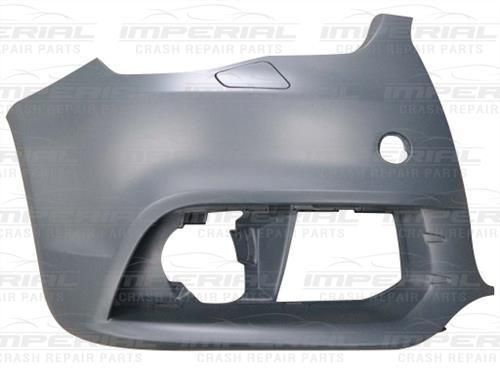 Audi A1 2010-2015 O/S Right Side Front Bumper Corner Primed UK Drivers Side