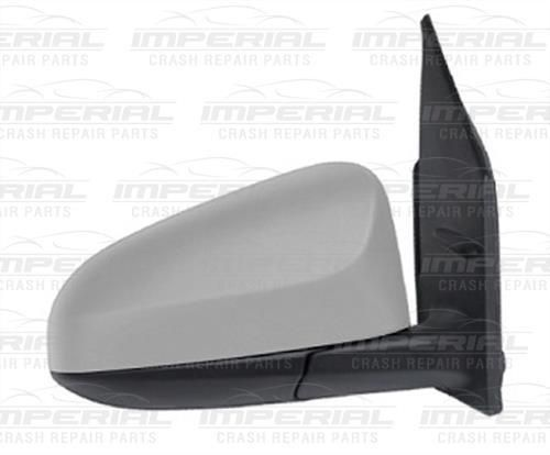 Citroen C1 MK2 O/S Electric Heated Complete Door Mirror Right - UK Drivers Side