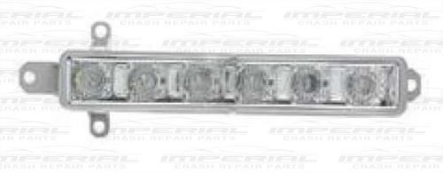 Citroen C3 Front Daytime Running Light DRL  - Fit's both sides - 2013-2016