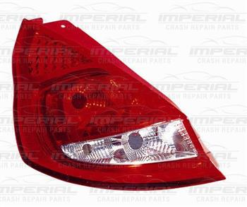 Ford Fiesta 3 door MK7 2008-2012 Rear Lamp Near Side