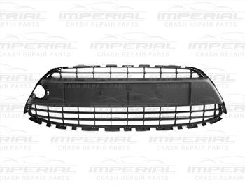 Ford Fiesta 5 Door MK7 2008-2012 Front Bumper Grille Takes Chrome Surround (Standard Models)