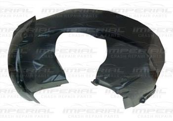 Ford Fiesta 5 Door MK7 2008-2012 Front Wing Splashguard Off Side