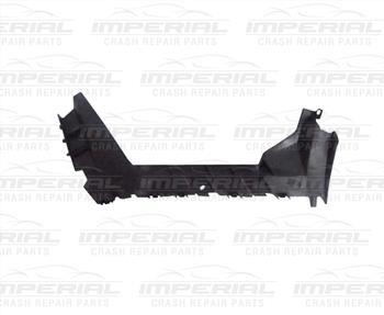 Ford Fiesta 5 Door MK7 2008-2012 Rear Bumper Bracket Outer Section Near Side