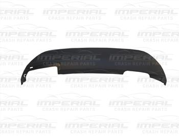 Ford Fiesta 5 door MK7 2008 - 2012 Rear Bumper Spoiler Black