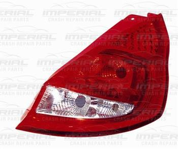 Ford Fiesta 5 Door MK7 2008-2012 Rear Lamp Off Side