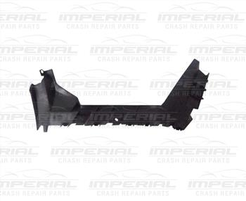 Ford Fiesta 5 Door Rear Bumper Bracket Outer Section Off Side