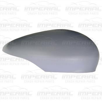 Ford Fiesta 5Door MK7 2008-2012 Door Mirror Cover Primed Off Side