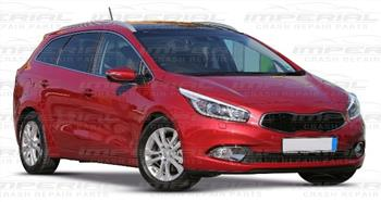 Kia Ceed Estate 2012 - 2016