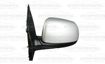 Kia Picanto 3dr Hatch 2015-2017 Door Mirror Manual Type With Primed Cover (No Repeater Lamp) N/S