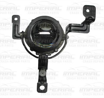 Kia Picanto 3dr Hatch 2015 - 2017 Front Fog Lamp O/S