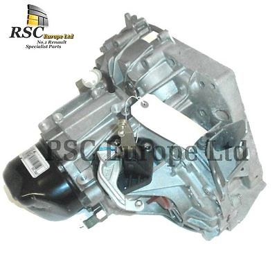NEW GENUINE RENAULT GEARBOX - SCENIC 2 II 1.6 16v - JR5 125 JR5125 gear box Transmission