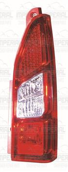 Peugeot Partner 2008 - 2012 Rear Lamp (Tailgate Type) Off Side