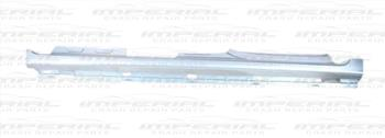Peugeot Partner 2008 - 2012 Sill Full Type - Models With Side Loading Door Off Side