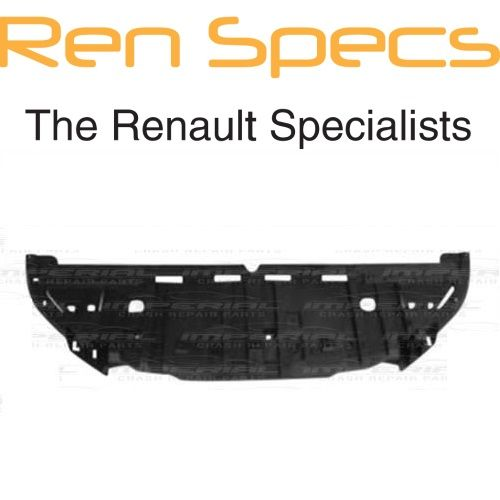 RENAULT CAPTUR BRAND NEW - Front Bumper Under tray - Air Guide - Splash Gaurd