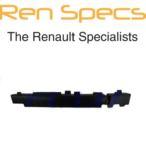RENAULT CAPTUR BRAND NEW - Front Centre Bumper Bracket - Lower Grille support