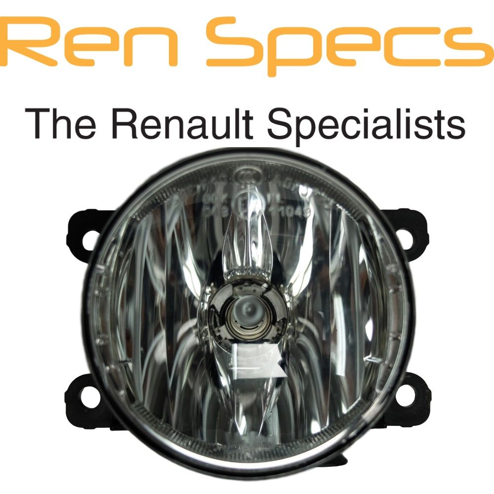 RENAULT CAPTUR - BRAND NEW Front Fog lamp - Driving Light - Right or Left