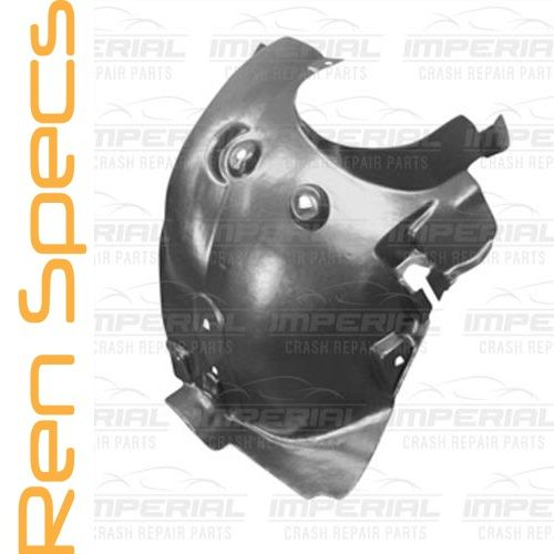 RENAULT CAPTUR - BRAND NEW Front Left Wing Splashguard Rear Section Dirt Shield