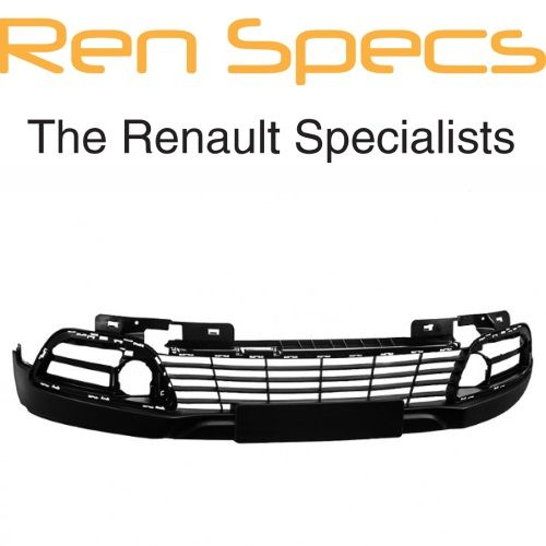 RENAULT CAPTUR BRAND NEW - Front Lower Bumper Section - Textured Black