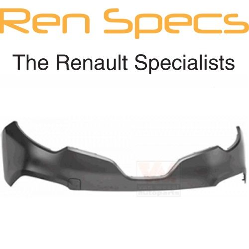 RENAULT CAPTUR BRAND NEW - Front Upper Bumper Section - Primed