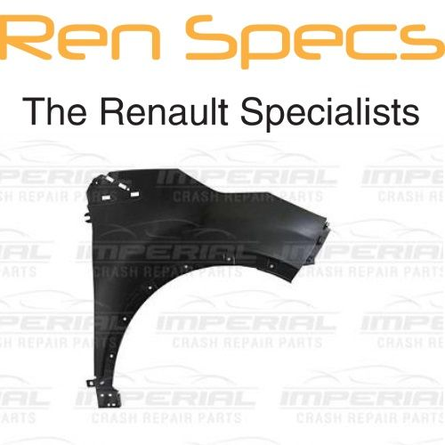 RENAULT CAPTUR BRAND NEW - Right Front Wing - OEM P/N 631018073R