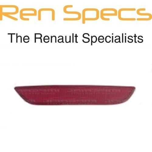 BRAND NEW RENAULT CLIO IV RIGHT REAR LOWER BUMPER REFLECTOR