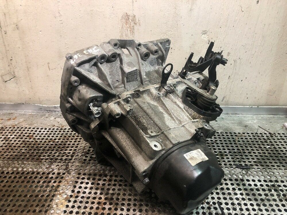 RENAULT CLIO MK4 2013-2017 1.2 16v GEARBOX JH3 367