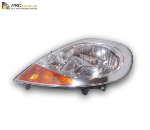 TRAFIC II NSF LEFT FRONT HEAD LIGHT / LAMP WITH AMBER INDICATOR 8200701359