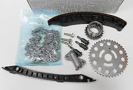 VAUXHALL 2.0 DCI GENUINE TIMING CHAIN KIT - M9R (2007 - 2014) 93161656